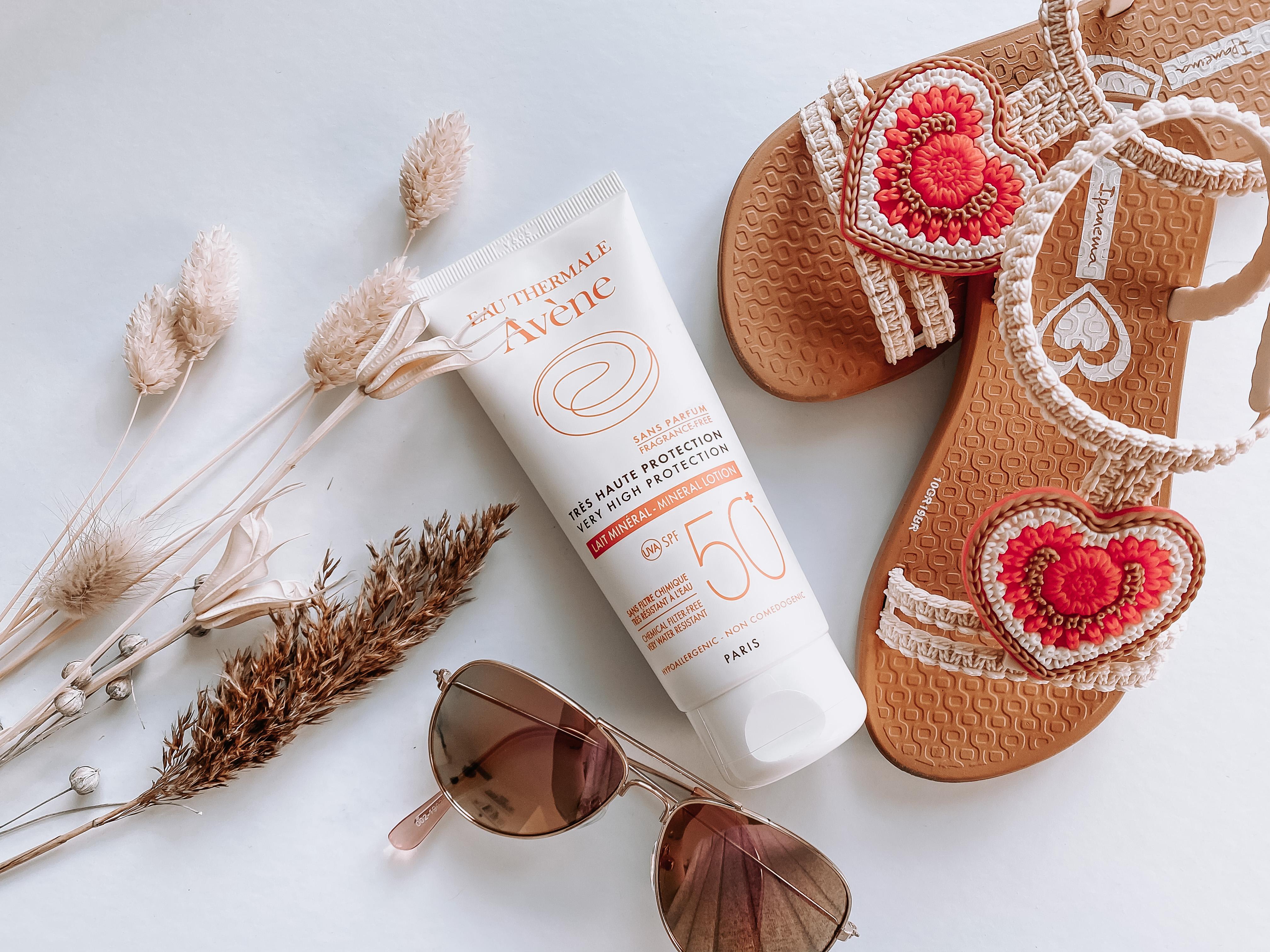 Zonbescherming tips gevoelige huid
