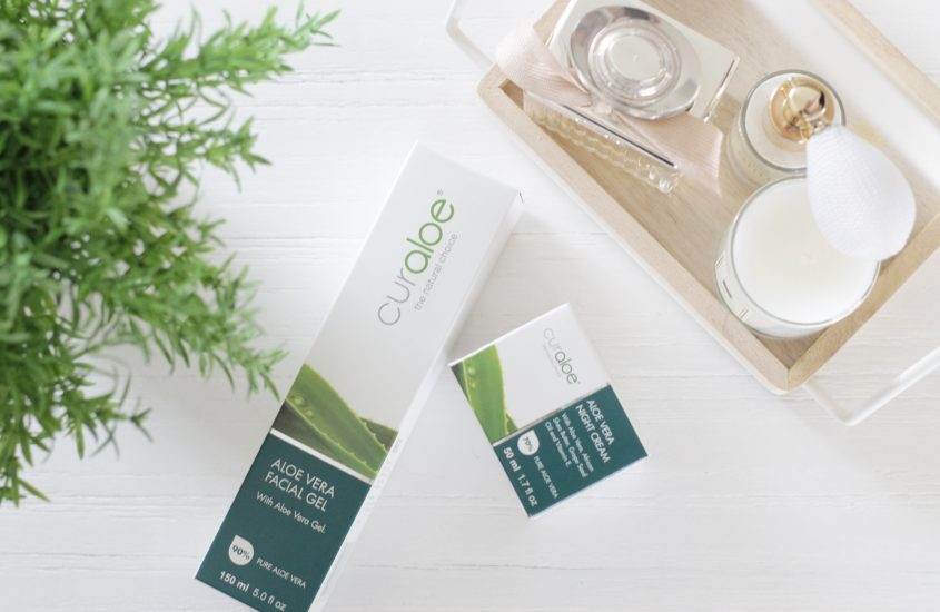 Geef je huid een boost met Curaloe gezichtsverzorging