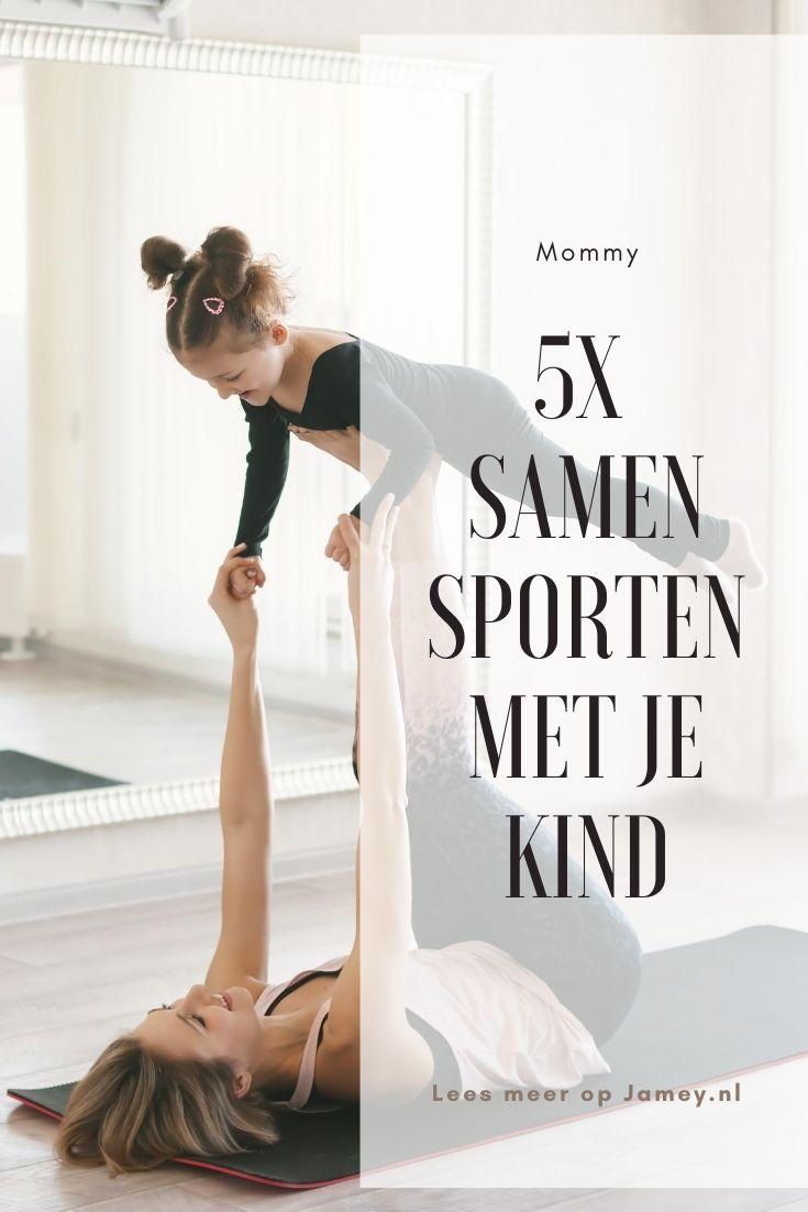 5x Samen sporten met je kind-2