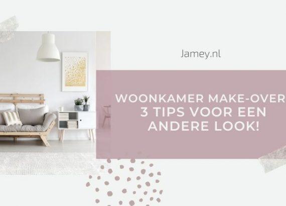 Woonkamer make-over_ 3 tips voor een andere look!
