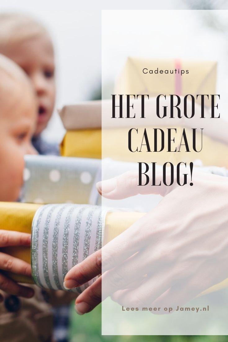 het Grote cadeau blog