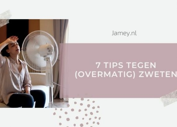 7 tips tegen (overmatig) zweten