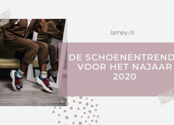De schoenentrends voor het najaar 2020