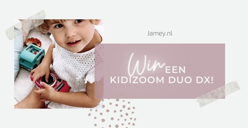 WIN een Kidizoom Duo Dx!