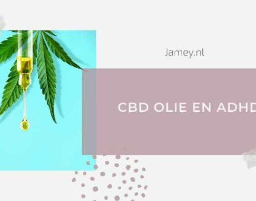 CBD olie en ADHD