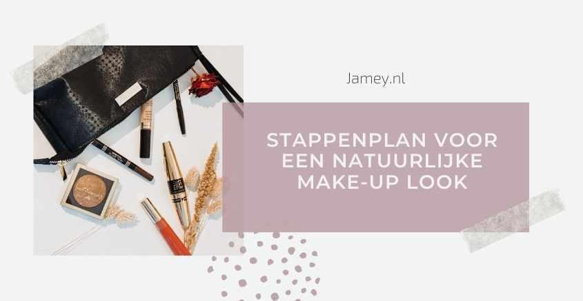 Stappenplan voor een natuurlijke make-up look-2