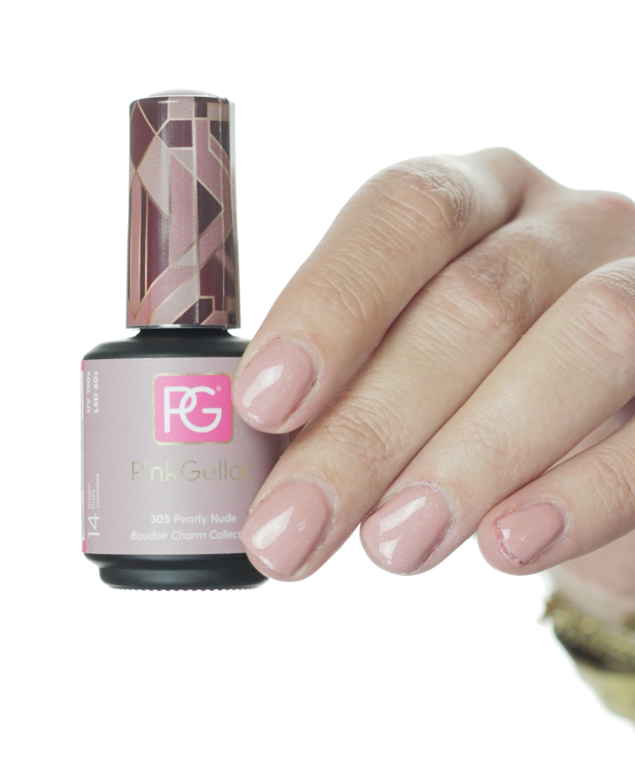 Boudoir Charm Collectie 305 Pearly Nude