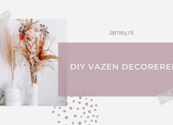 DIY vazen decoreren-2