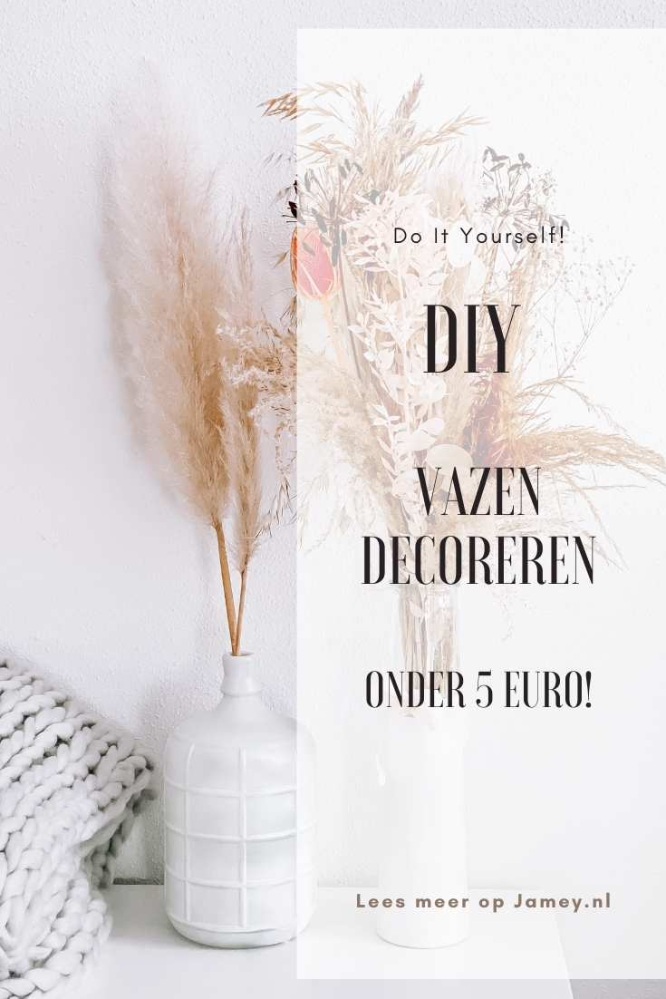 DIY vazen decoreren-3