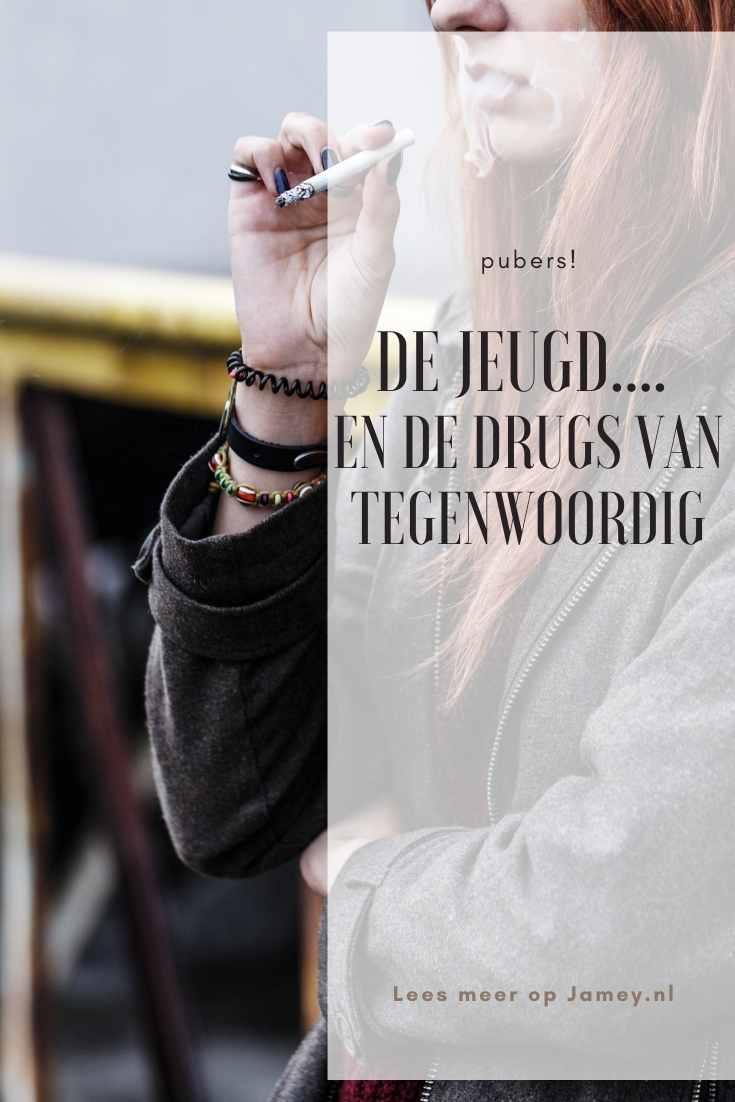 De jeugd.... en de drugs van tegenwoordig