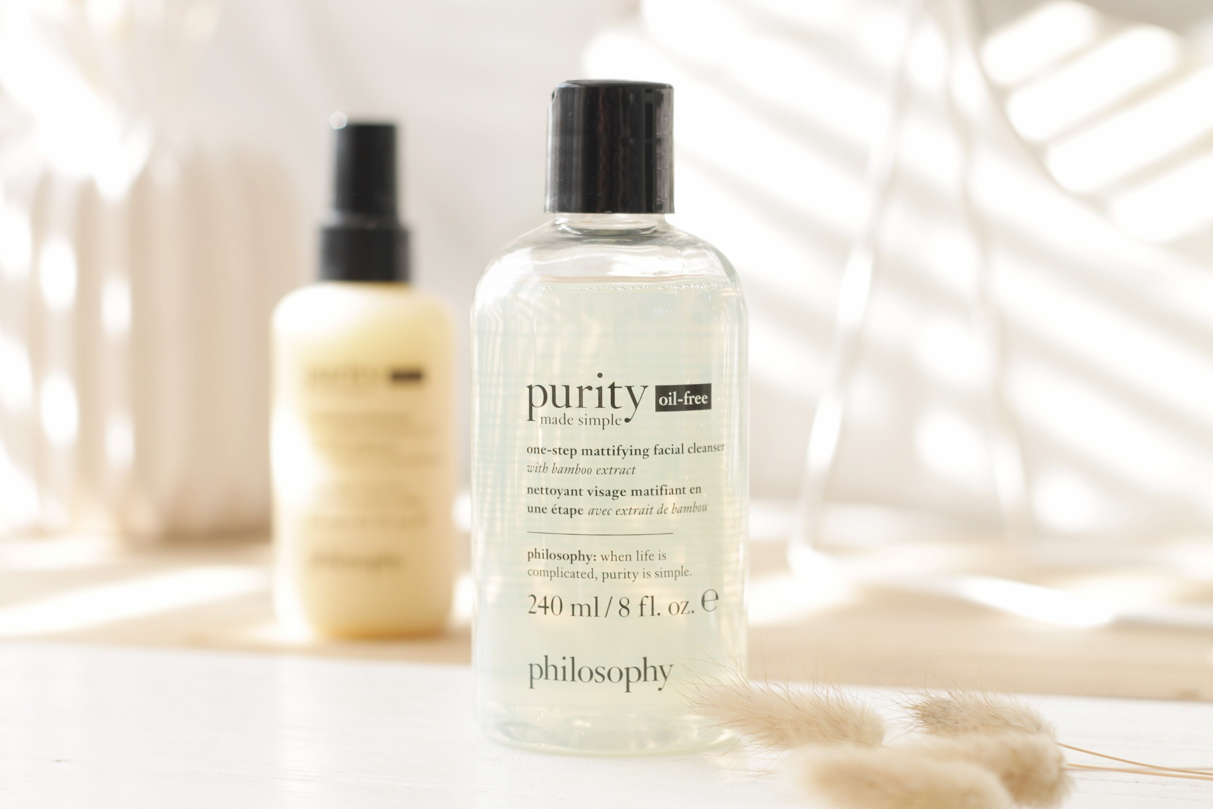Philosophy Purity One step cleanser