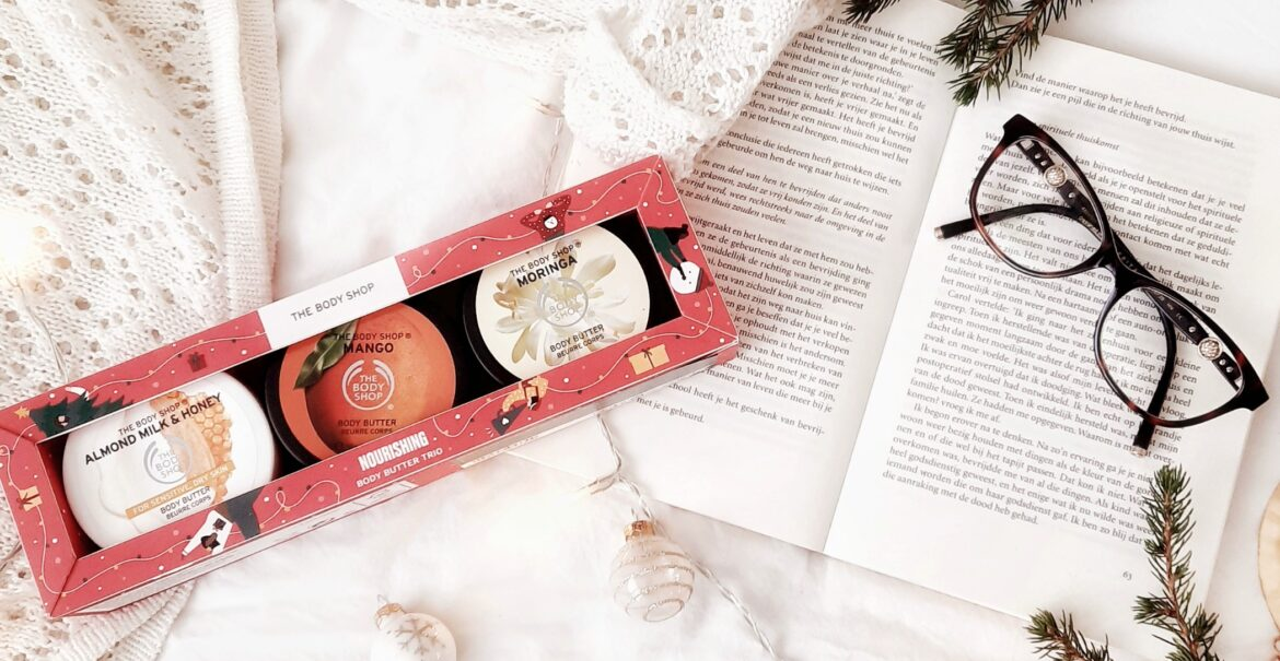 Nourishing Body Butter Trio hoofdfoto