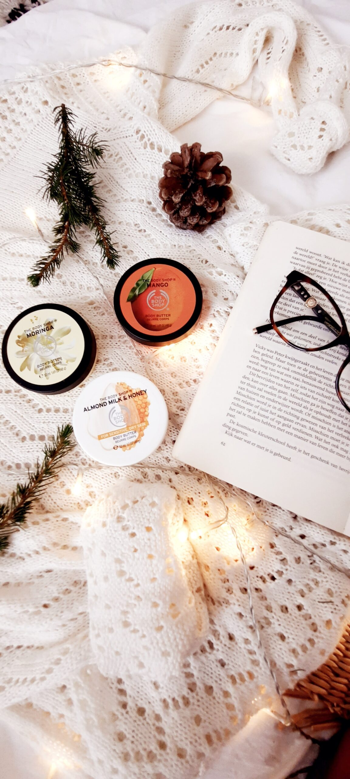 Nourishing Body Butter Trio intro