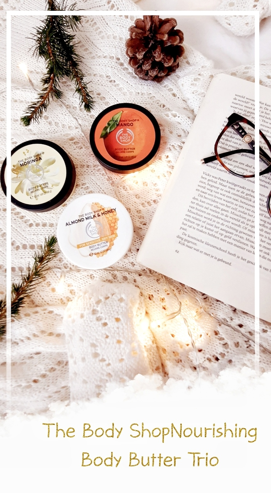 The Body Shop Giftset