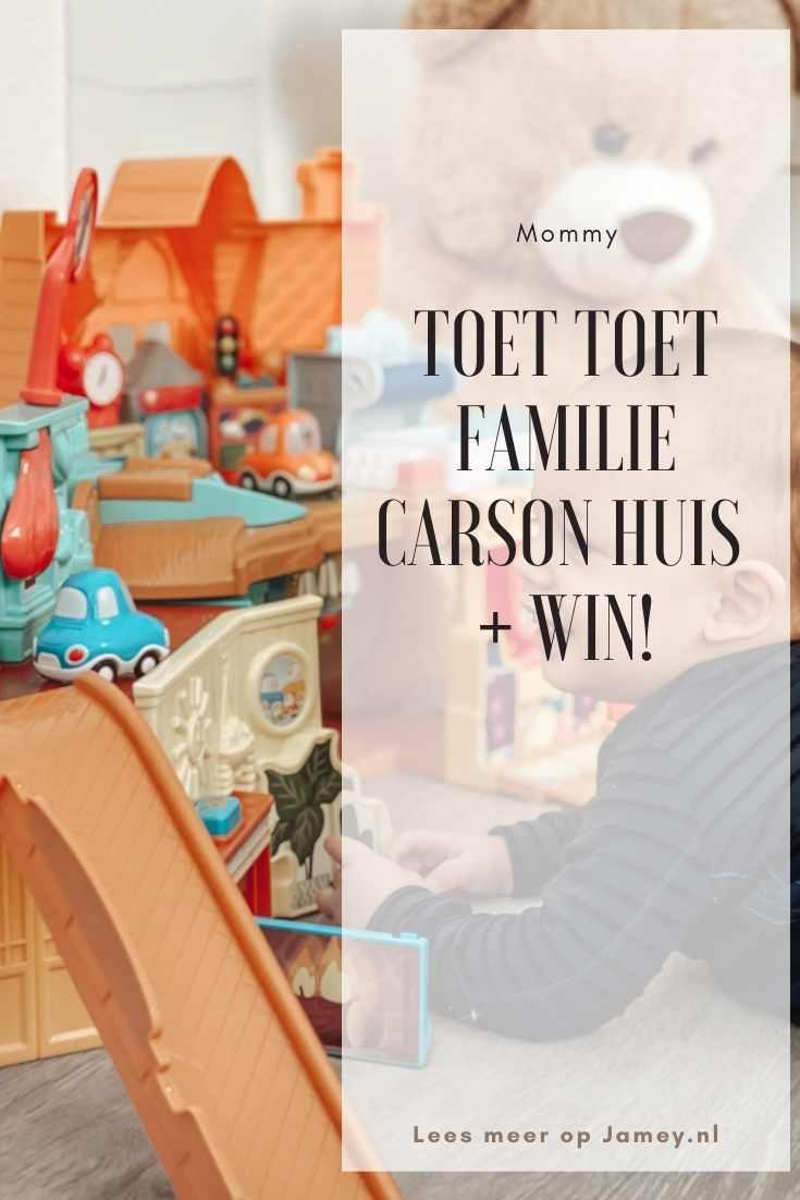 Toet Toet Familie Carson Huis + WIN!-2