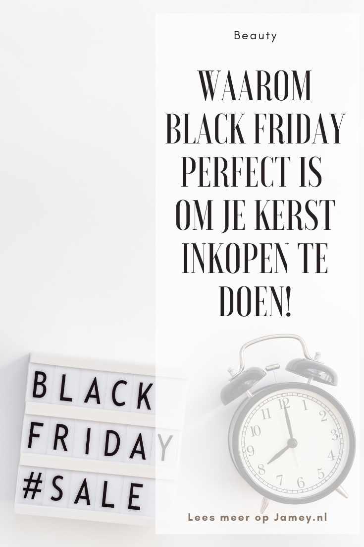 Waarom Black Friday perfect is om je kerst inkopen te doen!
