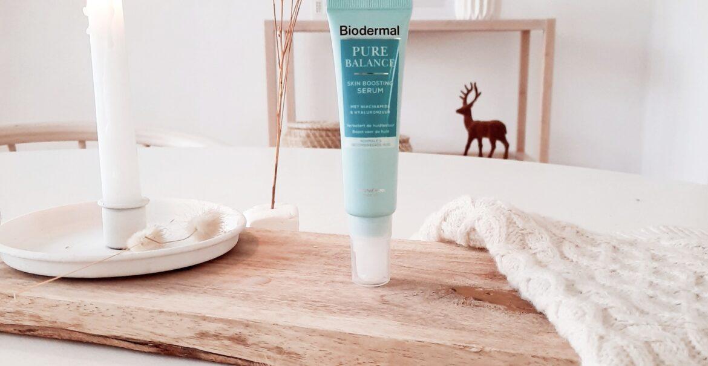 Biodermal Pure Balnce Serum Intro