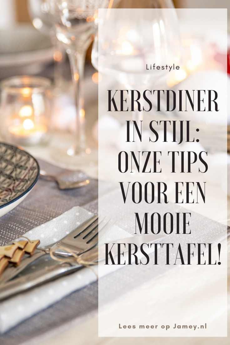 Kerstdiner in stijl: onze tips voor een mooie kersttafel!
