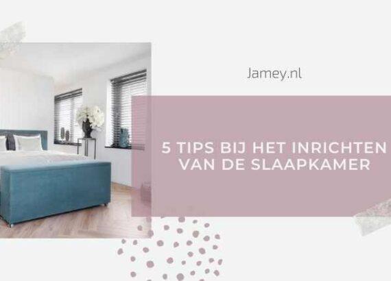 5 tips bij het inrichten van de slaapkamer