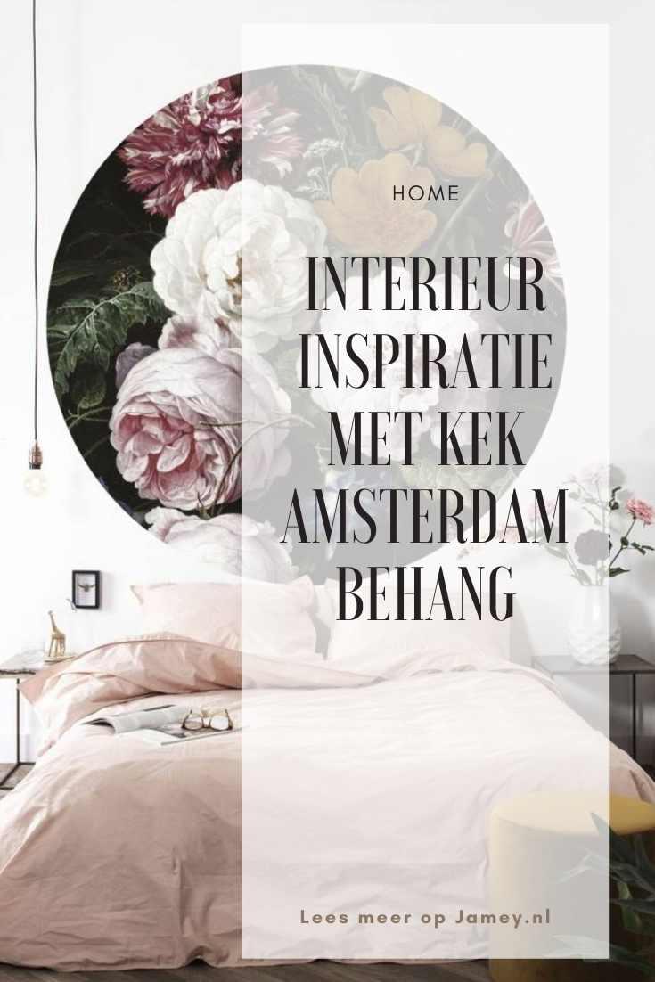 Interieurinspiratie met KEK Amsterdam behang-2