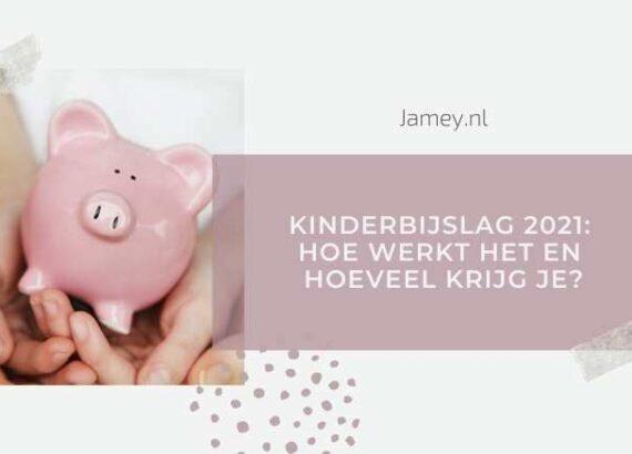 Kinderbijslag 2021