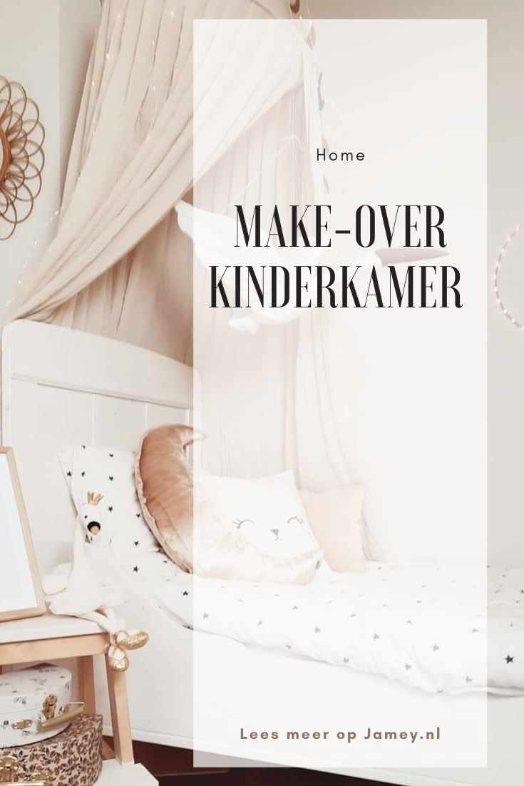 Make-over Kinderkamer