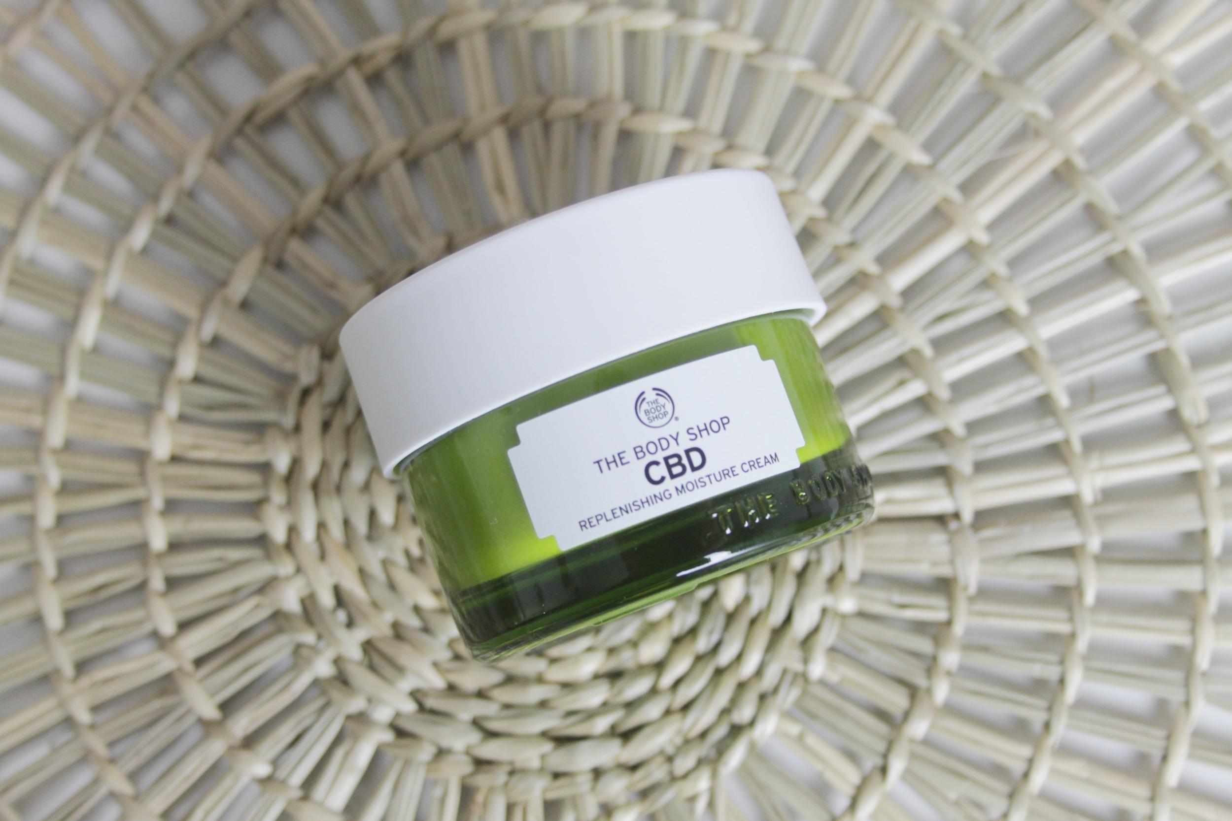 The Body Shop CBD Skincare