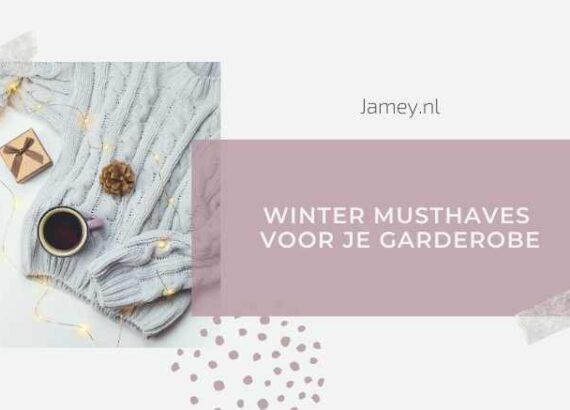 Winter musthaves voor je garderobe
