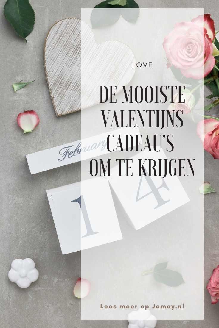 De mooiste Valentijnscadeau's om te krijgen