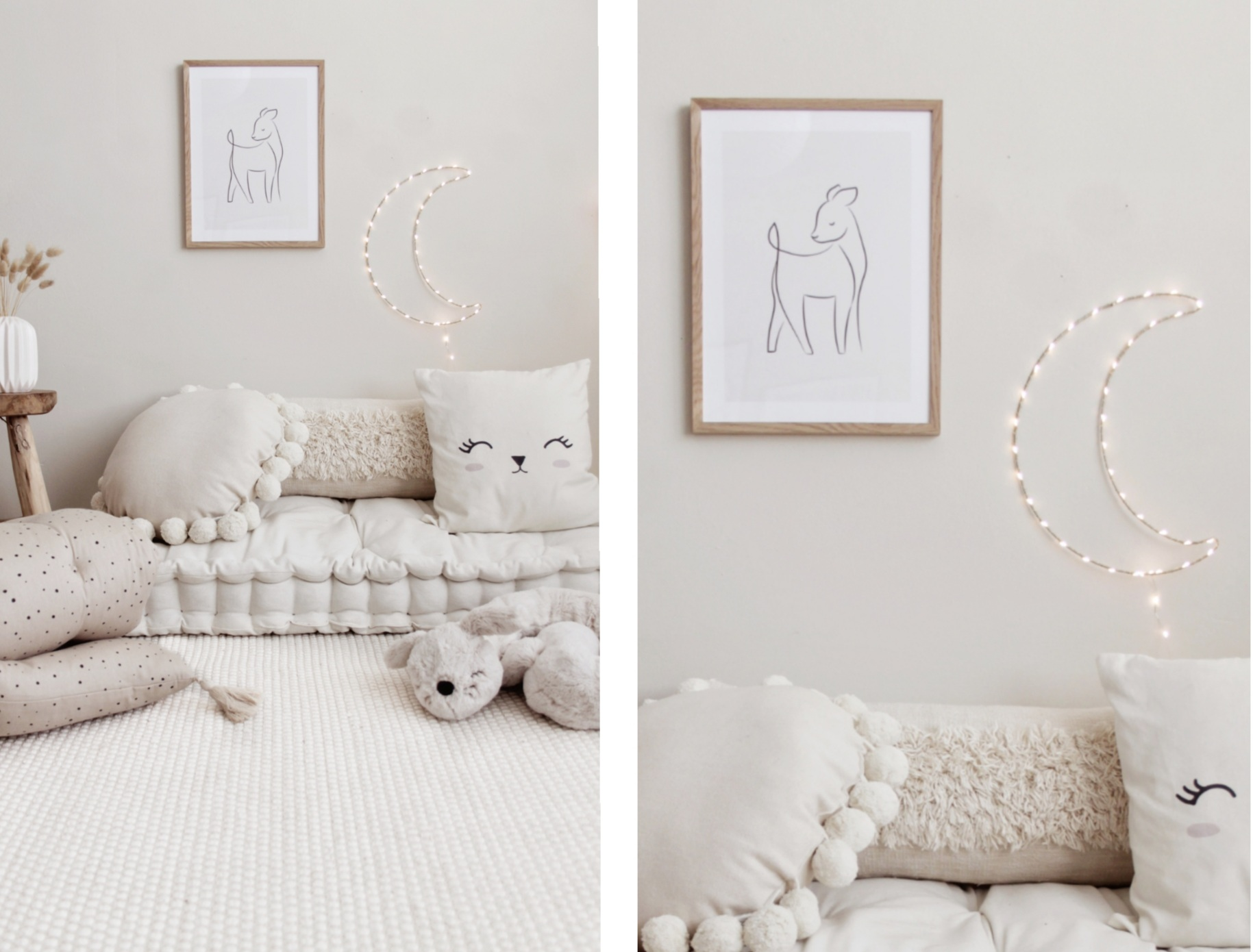Maak je interieur af met Desenio Posters Toung Deer