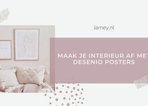 Maak je interieur af met Desenio Posters(1)