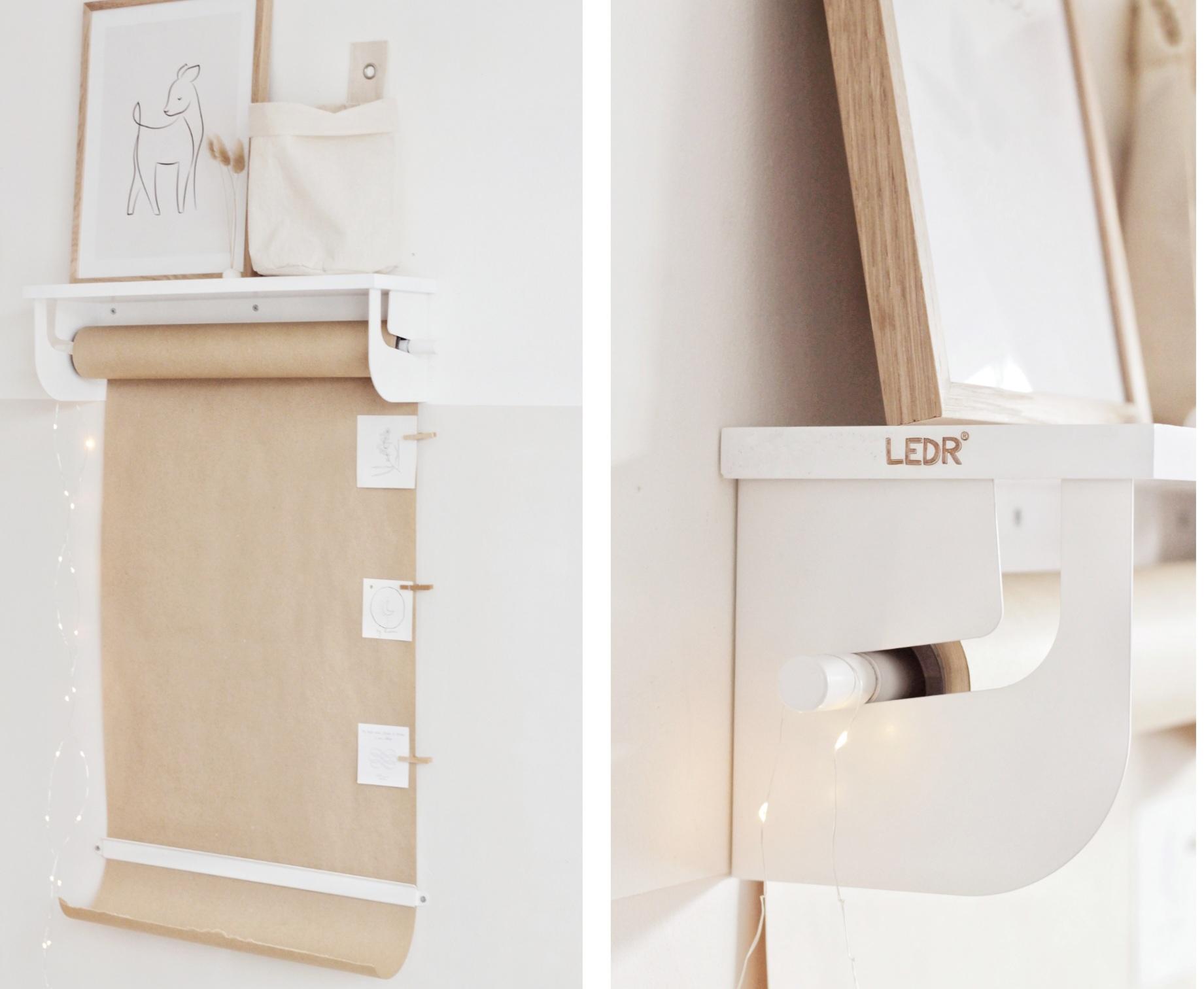 LEDR Kraft Paper Roller