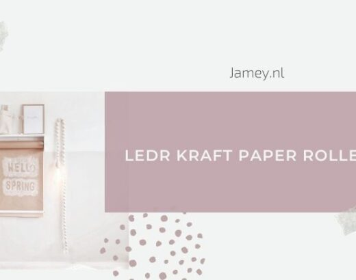 LEDR kraft Paper Roller(1)