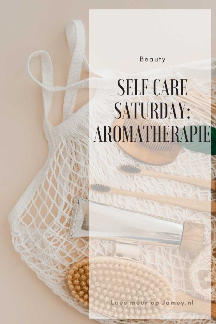 Self Care Saturday: Aromatherapie