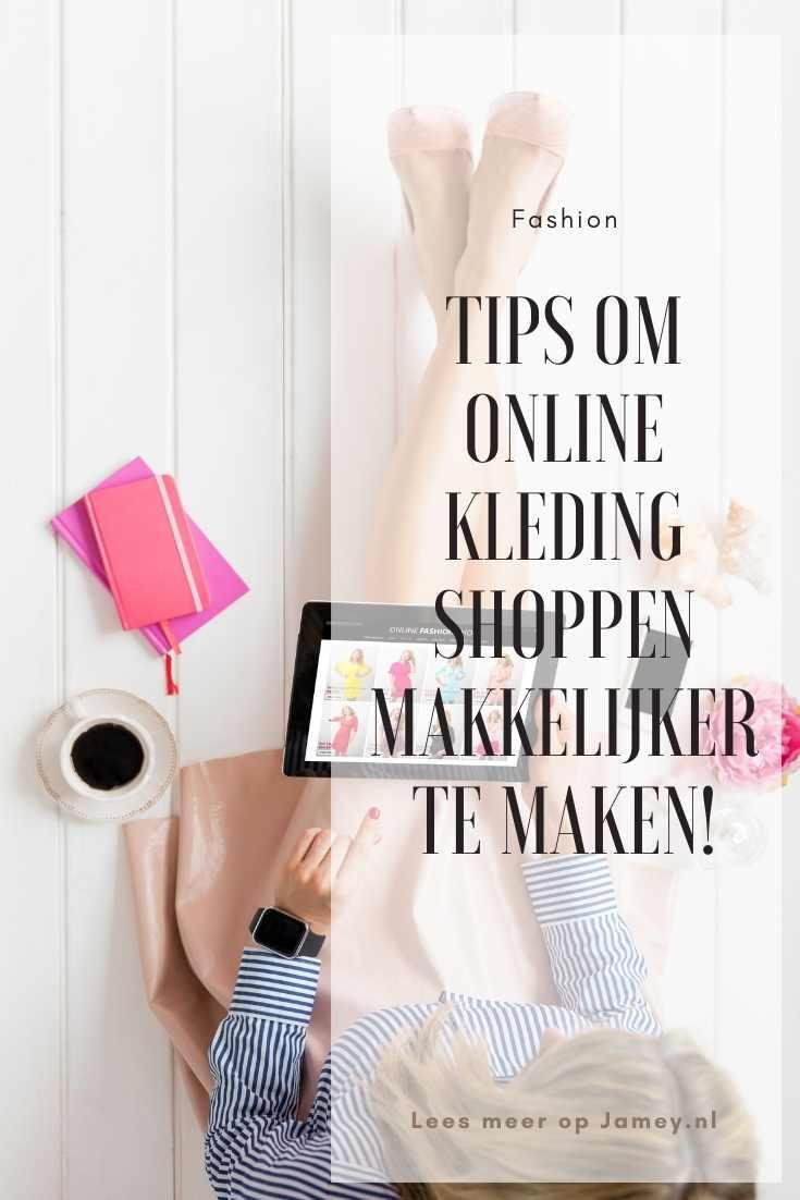 online kleding shoppen