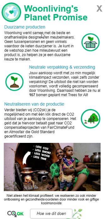 shop klimaatvriendelijk