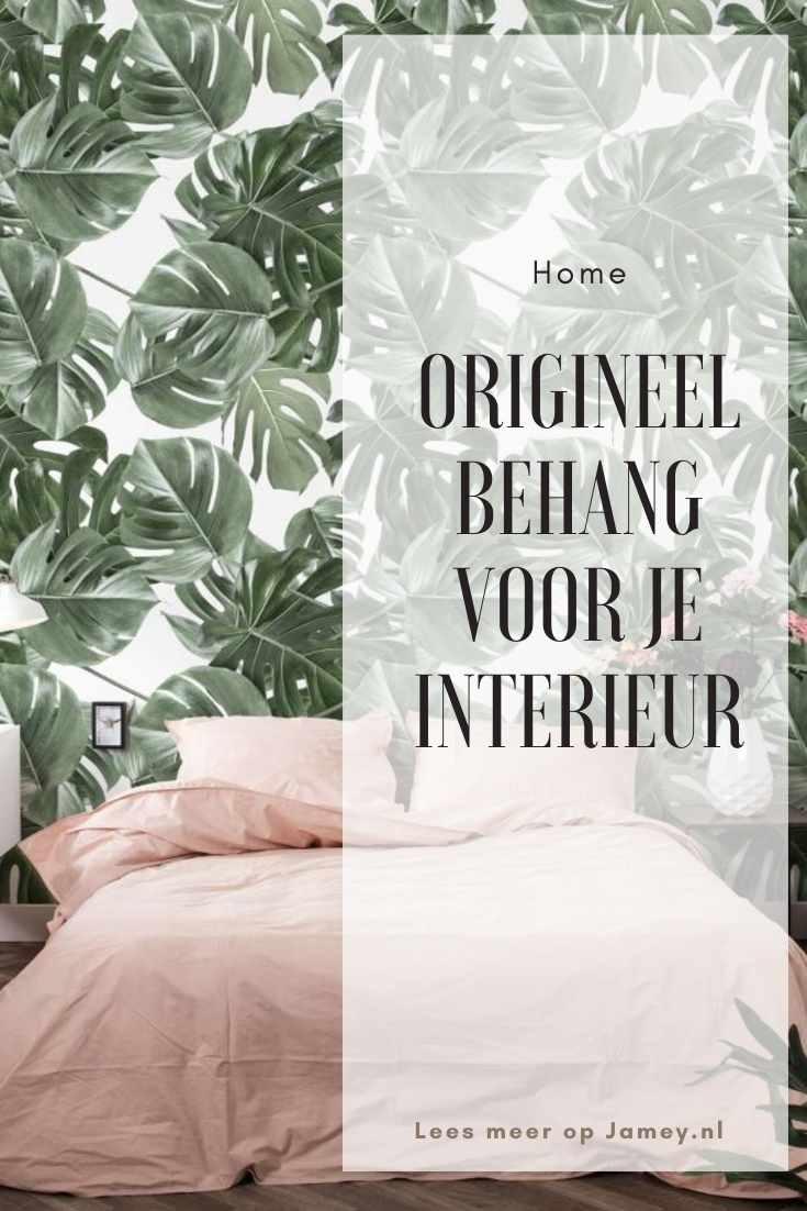 Origineel behang voor je interieur