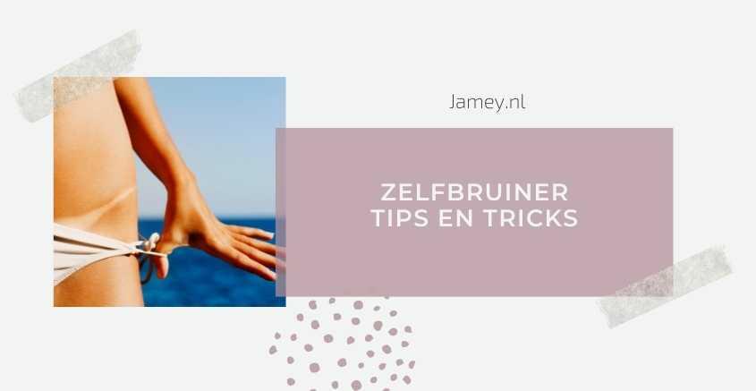 Zelfbruiner: tips en tricks