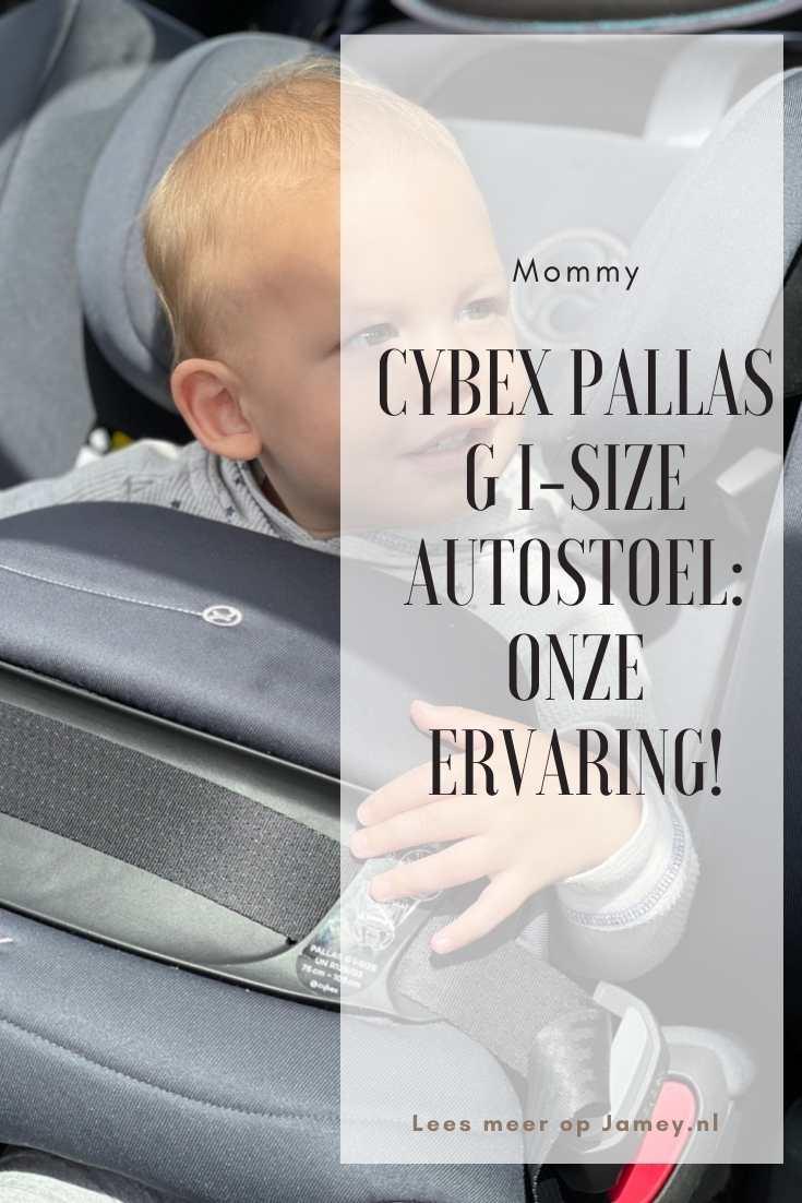 Cybex Pallas G I-Size Autostoel