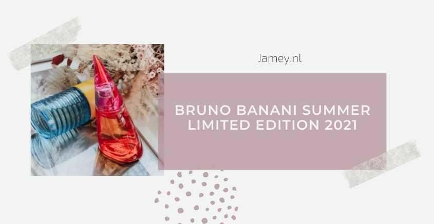Bruno Banani Summer Limited Edition 2021
