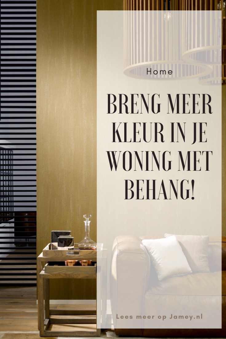 Breng meer kleur in je woning met behang! (1)