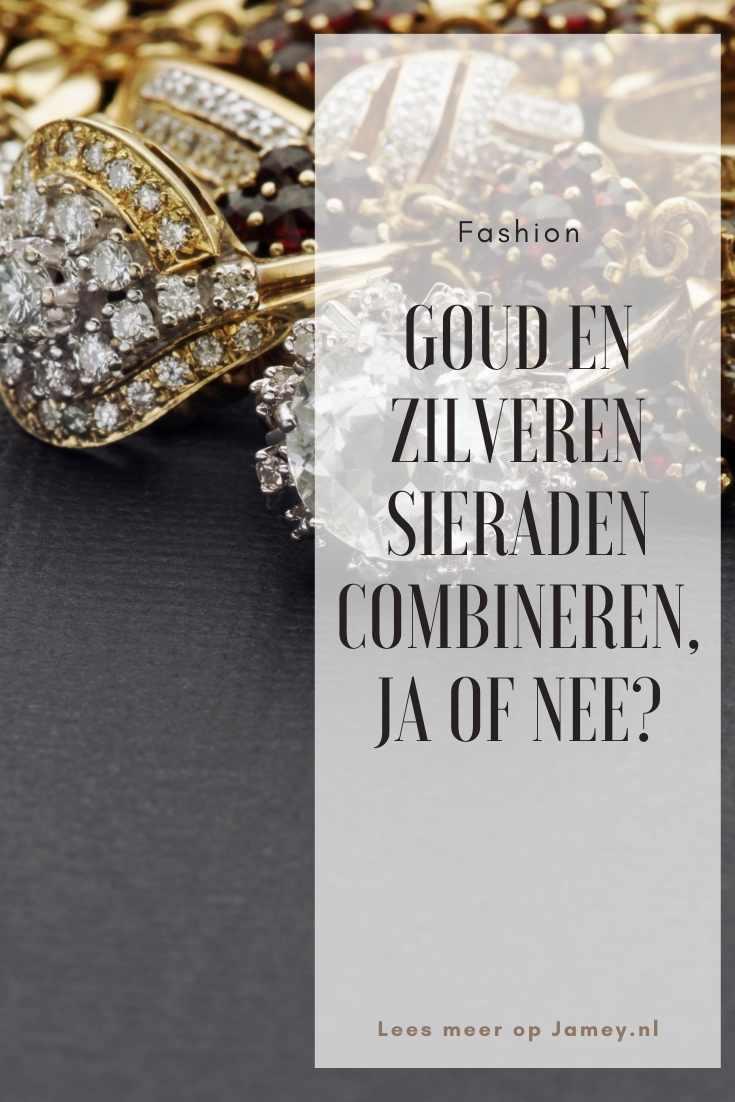 goud en zilveren sieraden