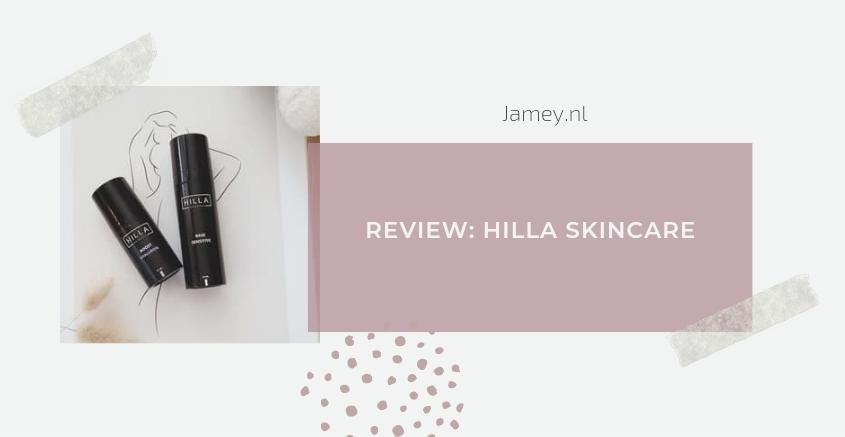 Hilla skincare pin hoofdfoto